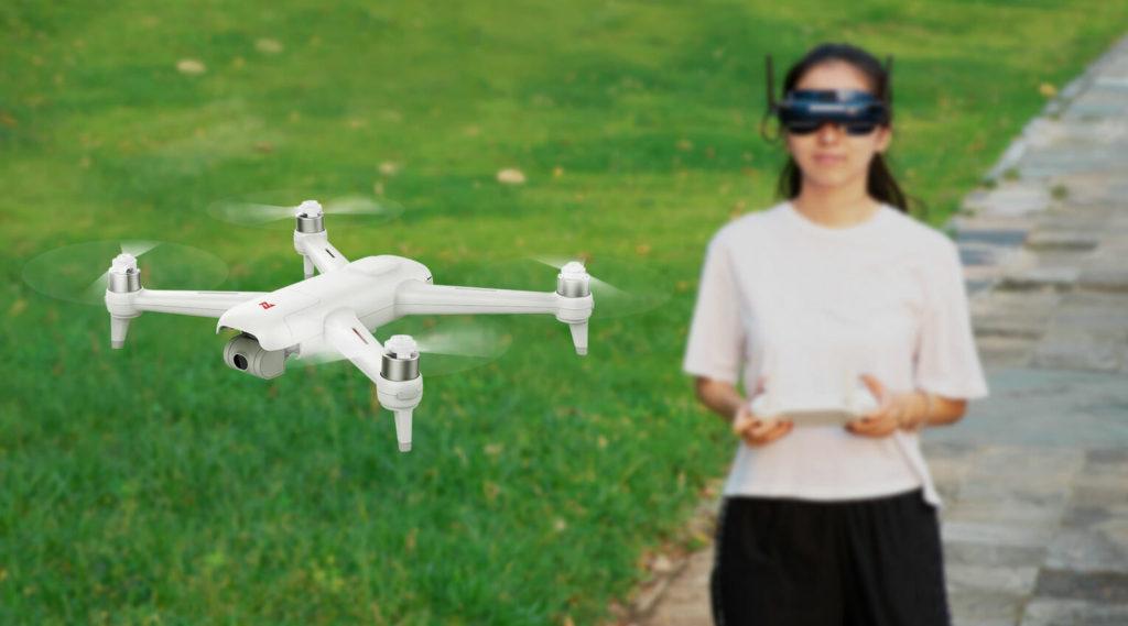 Квадрокоптер Xiaomi FIMI A3 Drone купить в спб