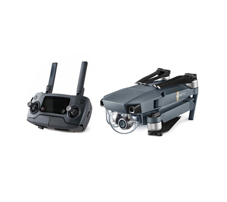 Квадрокоптер Mavic PRO Fly More Combo(REFURBISHED)