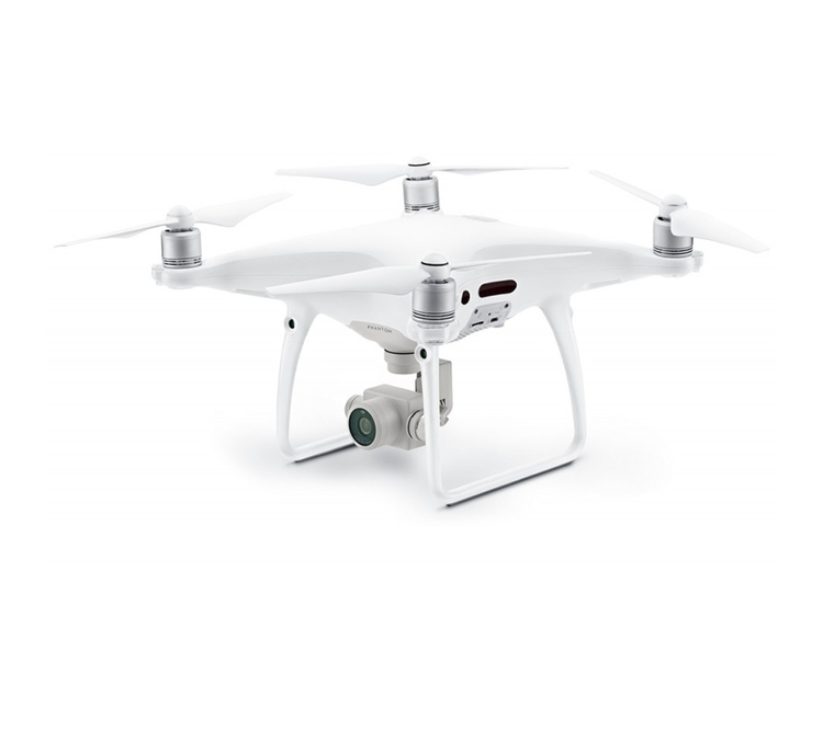 Квадрокоптер Phantom 4 Advanced Plus с монитором
