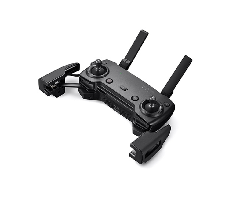 Квадрокоптер Mavic Air Fly More Combo (Onyx Black, черный)