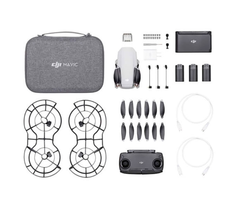 Квадрокоптер Mavic Mini Fly More Combo
