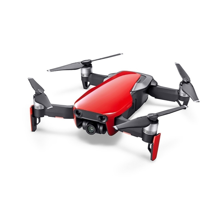 Квадрокоптер Mavic Air (Flame Red, красный)